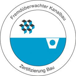 Zertifizierung Kanalbau